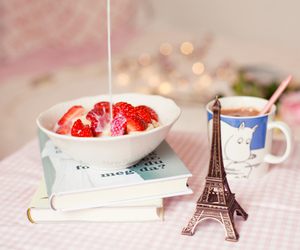food and paris image