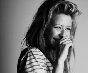 girl, Ellie Goulding, and smile image