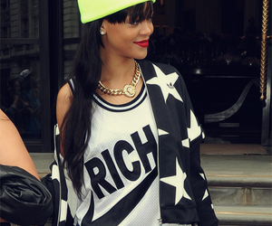 rihanna, swag, and rich image