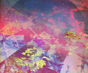 colorful, art, and psychedelic image
