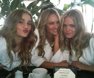model, Victoria's Secret, and candice swanepoel image