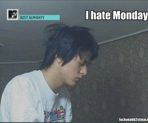 hate, mondays, and hate mondays image