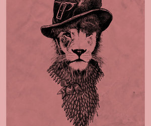 drawing, hat, and illustration image