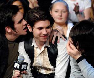 panic! at the disco, patd, and ryan ross image