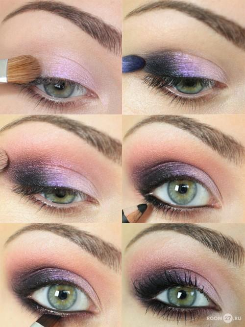 27 images about maquillaje paso a paso on we heart it see more about eyes make up and makeup - Como Maquillarse Paso A Paso