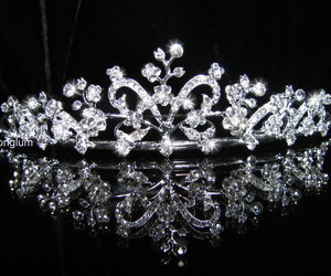 beautiful, pretty, and crown image