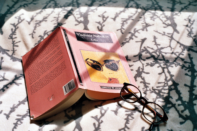 book, lolita, and vintage image