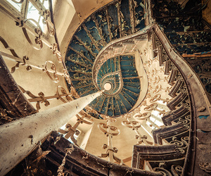 architecture and stairs image