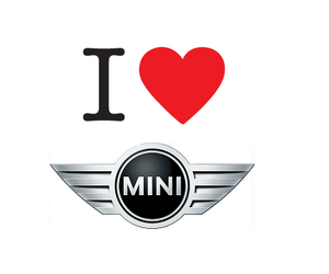 car, heart, and i love image