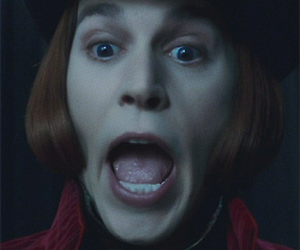 charlie and the chocolate factory, johnny depp, and movie image