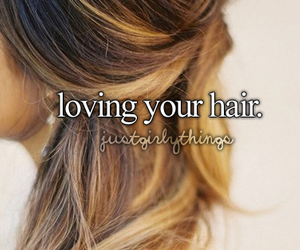 hair and just girly things image