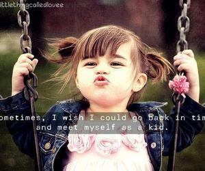 kids, quote, and child image