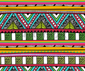 pattern and tribal image