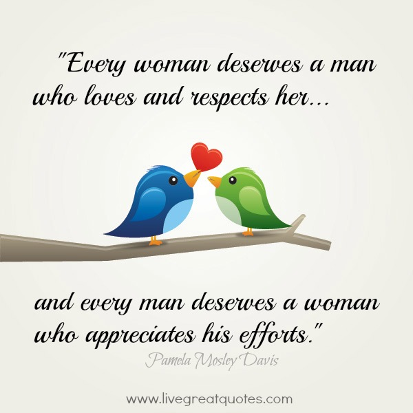 Every Woman Deserves A Man On We Heart It