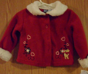 baby, jacket, and winnie the pooh image