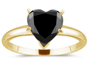 black, ring, and rings image