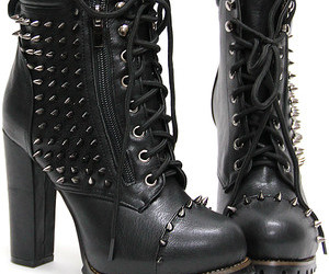 boots, shoes, and fashion image