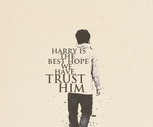harry potter, hope, and trust image