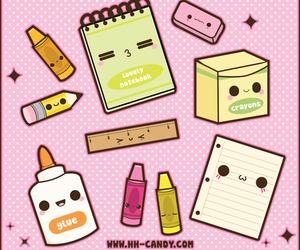 school pink image