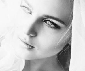 black and white, photography, and pretty image