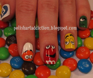 couleur, MM, and nail image