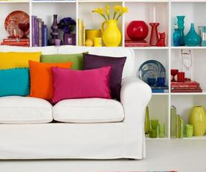 colors, design, and living image