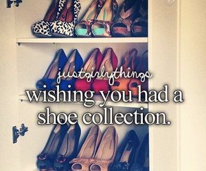 shoes, collection, and just girly things image