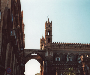 analog, italy, and Palermo image