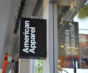 american apparel, fashion, and photography image