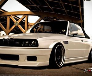 bmw and white image