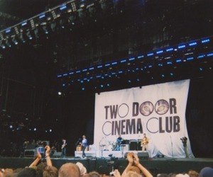 two door cinema club, indie, and music image