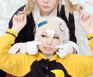cosplay, soul eater, and anime image