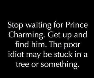 quotes, prince, and prince charming image