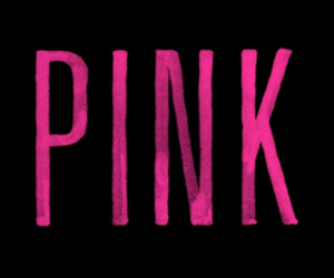 pink, wallpaper, and black image