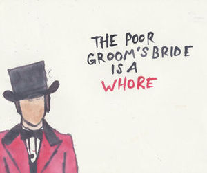 panic! at the disco, P!ATD, and whore image