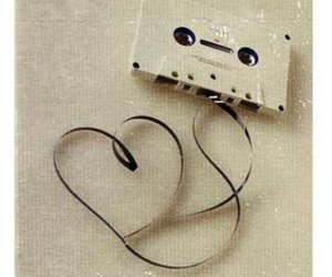 heart, love, and music image