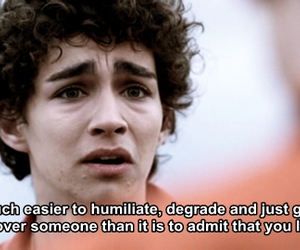 misfits, quote, and nathan image