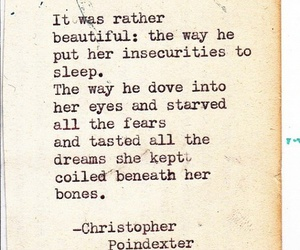 quotes, insecurity, and poem image