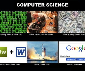 computer and science image
