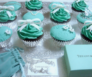 blue, tiffany & co, and cute image