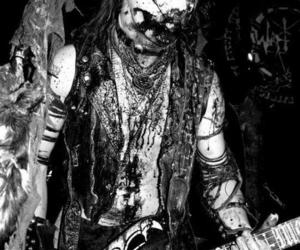 black and white, Black Metal, and fail image