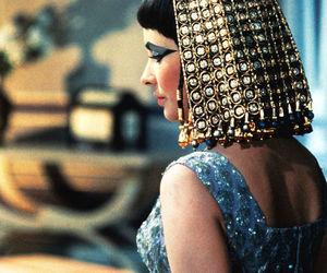 egypt, Elizabeth Taylor, and beautiful image