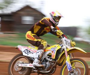badass, dirtbike, and fast image