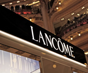 lancome, luxury, and make up image