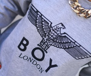 boy, fashion, and london image