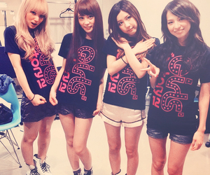 jpop, scandal, and scandal band image