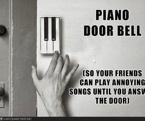 funny, ideas, and piano image