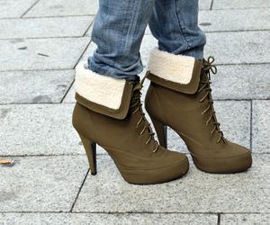 shoes, boots, and heels image