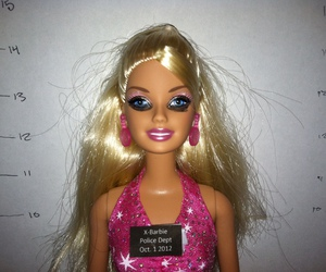 barbie, grunge, and pink image