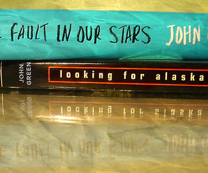 books, john green, and looking for alaska image